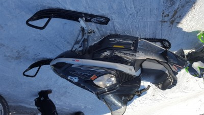 Picture of 2007 Arctic Cat F1000 1000