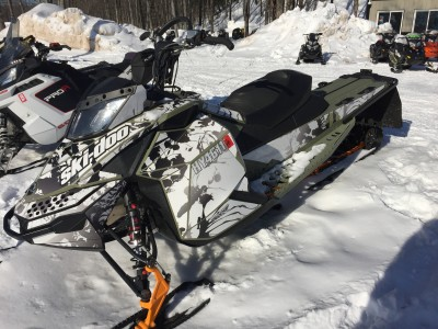 Picture of 2013 Ski-Doo Freeride 800
