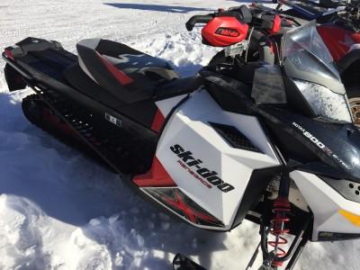 Picture of 2011 Ski-Doo MXZ Renegade 800