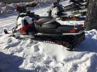 Picture of 2011 Ski-Doo MXZ Renegade 800