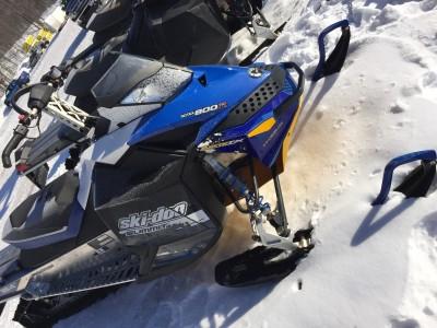 Picture of 2009 Ski-Doo Summit 800
