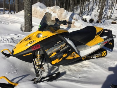 Picture of 2006 Ski-Doo MXZ Adrenaline 800