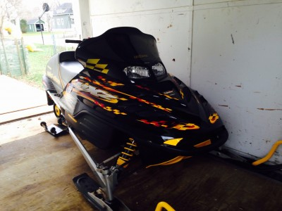 Picture of 2002 Ski-Doo MXZ 700