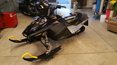 Picture of 2005 Ski-Doo MXZ 600