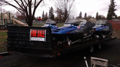 Picture of 2007 Polaris Touring 550