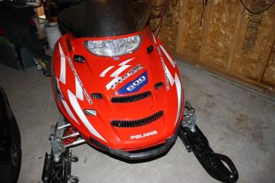 Picture of 2003 Polaris Pro X 600