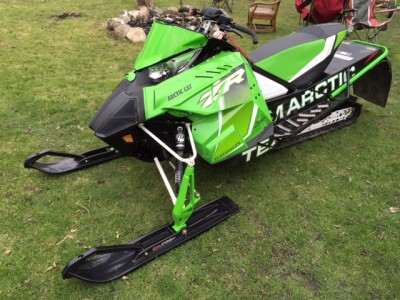 Picture of 2016 Arctic Cat ZR 600