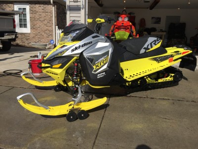 Picture of 2016 Ski-Doo MXZ 800