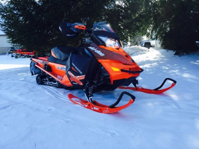 Picture of 2015 Ski-Doo MXZ Renegade 800
