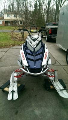 Picture of 2012 Polaris RMK 800
