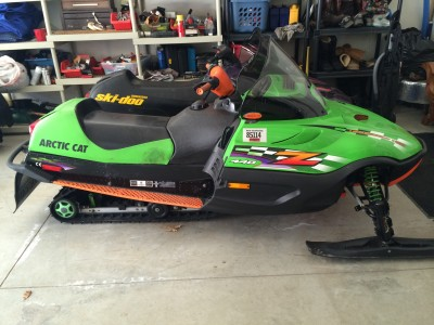 Picture of 2001 Arctic Cat Z 440