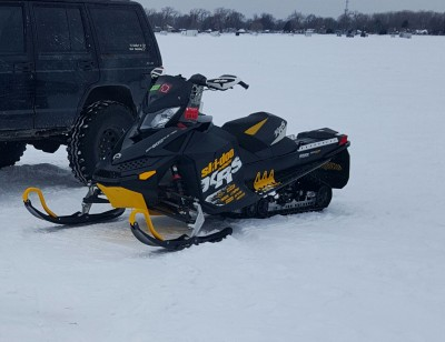 Picture of 2010 Ski-Doo REV 600