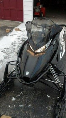 Picture of 2012 Arctic Cat Sno Pro 1100