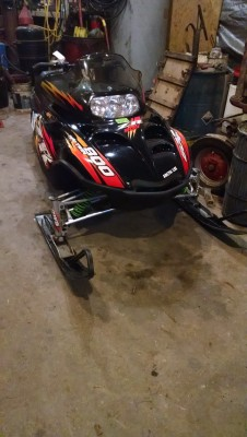 Picture of 2003 Arctic Cat ZR 800