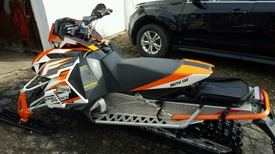 Picture of 2013 Arctic Cat F8 800