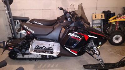 Picture of 2011 Polaris Rush 600