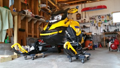 Picture of 2013 Ski-Doo MXZ 800