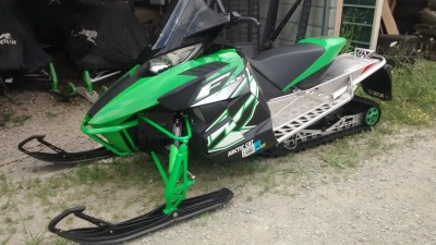 Picture of 2012 Arctic Cat F8 800