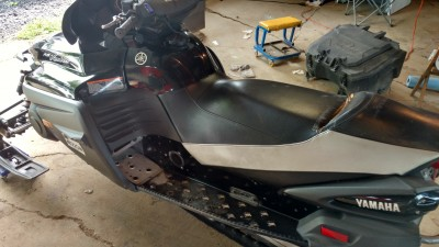 Picture of 2006 Yamaha RS Vector 1000