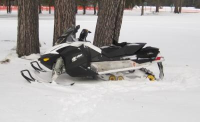 Picture of 2011 Ski-Doo GSX 600