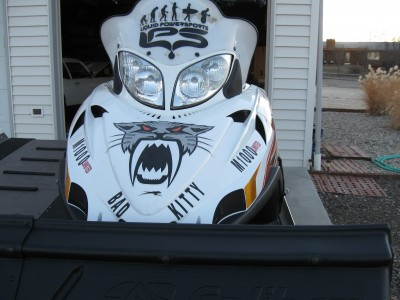 Picture of 2011 Arctic Cat M1000 1000