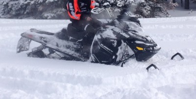 Picture of 2014 Ski-Doo Summit 600