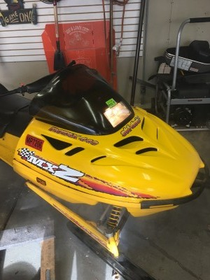 Picture of 1998 Ski-Doo MXZ Fan 440