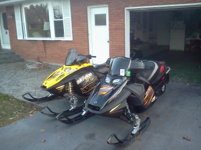 Picture of 2007 Ski-Doo Mach Z 1000