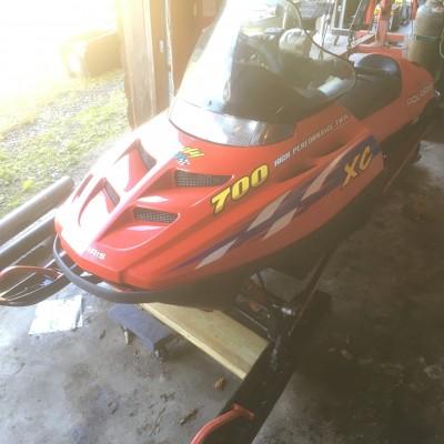 Picture of 2005 Polaris XC 700