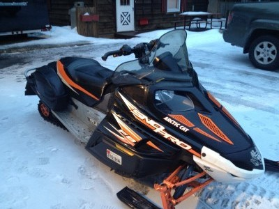 Picture of 2009 Arctic Cat F8 800