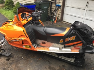 Picture of 2005 Arctic Cat Fire Cat 700