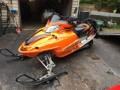 2005 Arctic Cat Fire Cat 700