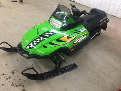 Picture of 2000 Arctic Cat Z 370