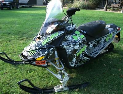 Picture of 2008 Ski-Doo TNT 600