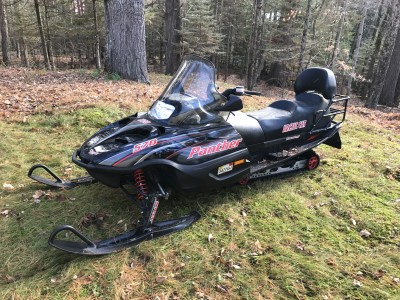 Picture of 2006 Arctic Cat Panther 570