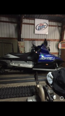 Picture of 2002 Yamaha SXViper 700