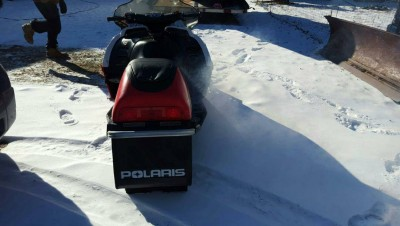 Picture of 2005 Polaris Supersport 550