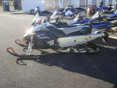 Picture of 2009 Yamaha Nytro 1000