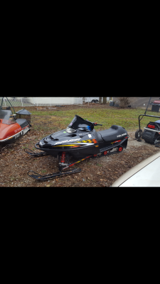 Picture of 2001 Polaris Supersport 550