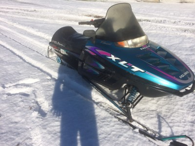 Picture of 1997 Polaris Indy 600