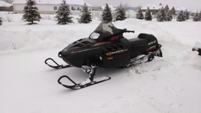 Picture of 2001 Arctic Cat Thunder Cat 1000