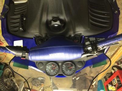 Picture of 2001 Yamaha SRX 700