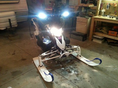 Picture of 2011 Yamaha Phazer 500