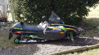 Picture of 1999 Arctic Cat ZL 500