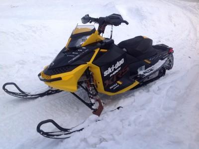 Picture of 2013 Ski-Doo MXZ X 800