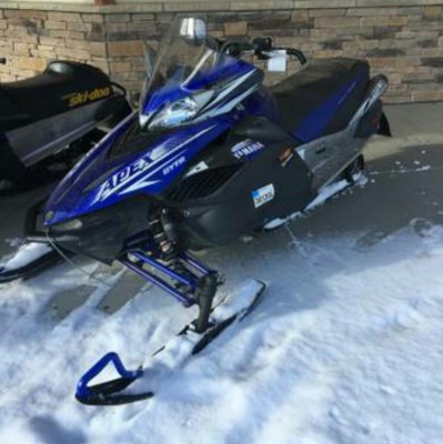 Picture of 2009 Yamaha Apex 1000