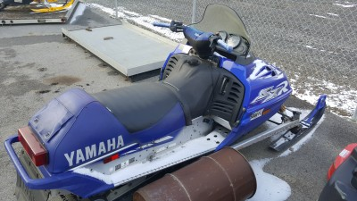 Picture of 2002 Yamaha SXR 600