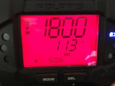 Picture of 2014 Polaris Assault RMK 800