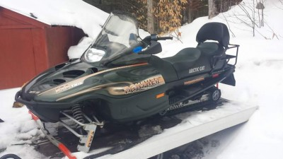 Picture of 2003 Arctic Cat Panther 570