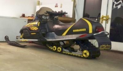 Picture of 2004 Ski-Doo MXZ 550